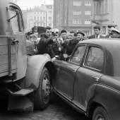 Gerhard Beier,Verkehrsunfall