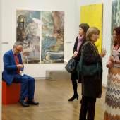 Impressionen Vernissage art austria 2015