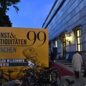 Neuer Veranstaltungsort für die KUNST&ANTIQUITÄTEN MÜNCHEN im Westflügel des Haus der Kunst. Kunst&Antiquitäten München 2019, Foto: Marcus Schlaf