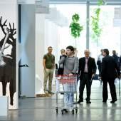 View VIENNAFAIR 2011  Photo: Christian Husar / Reed Exhibitions Messe Wien