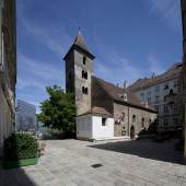 Versteinerte Stadtentwicklung Stadtarchaeologie Wien (c) BDA, Foto: Bettina Neubauer-PreglRuprechtskirche © BDA, Foto: Bettina Neubauer-Pregl