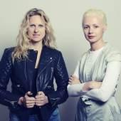 Vita Zaman, Christina Steinbrecher-Pfandt, Artistic Directors Photo © VIENNAFAIR / Slava Filipov