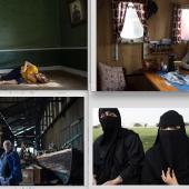 Vier Fotos (c) Louisa Marie Summer div. Serien