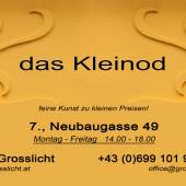 Vistenkarte Kunsthandel Paul Grosslicht