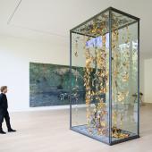Anselm Kiefer Installation view museum Voorlinden Photo: Antoine van Kaam