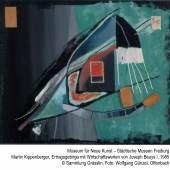 Museen MNK Freundschaftsspiel Martin Kippenberger_Ertragsgebirge