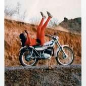 """Christian Wachter Aus der Serie """"Impressions D'AFRIQUE (L'incomparable)"""", 2006 (Eindrücke aus Afrika [Die Unvergleichlichen]) 1 aus einer Serie von 62 chromogenen Abzügen © Christian Wachter, Bildrecht, Wien"""