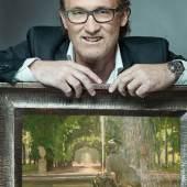 Porträt Walter Freller (c) kunsthandel-freller.at