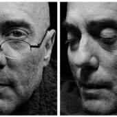 Walter Schels, Heiner Schmitz, 2003 Aus der Serie »Noch mal leben« je 100 x 100 cm, Pigment-Print © Walter Schels Copyright: © Walter Schels