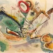 Wassily Kandinsky, Ohne Titel (Komposition)