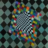 Wassily Kandinsky, Quadrat (Square), est. £1.5-2 million