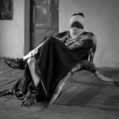 Alfred Weidinger: Alhadji Isse Tize, Lamido von Mogode, Kapsiki, Kamerun
