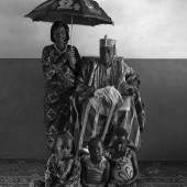 Alfred Weidinger: Oba Egba Kotan II., König von Dassa, Benin