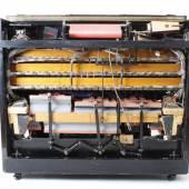 Welte-Vorsetzer Innenleben LM 111702 (c) Museum für Musikautomaten
