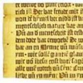 Buch- Druck, Gutenberg