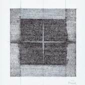 Gerlinde Wurth Ohne Titel 1979, Tusche auf Papier, 42 x 29 cm