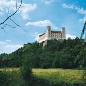 Willibaldsburg, Eichstätt  © Bayerische Schlösserverwaltung www.schloesser.bayer