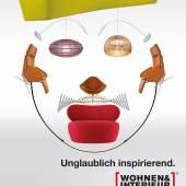 Bildlegende: Leitsujet Wohnen&Interieur 2014, 08. - 16. März 2014, Messe Wien, © Reed Exhibitions Messe Wien