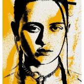 XOOOOX Liza Street Art Edition von GALERIE FRANK FLUEGEL