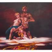 Wanderer, 2020 Öl auf Leinwand, 120 x 140 cm