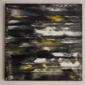 Zitronen/2019/Acrylic on Canvas/66x66cm, © Clemens Wehr