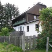 Ehemaliger Zweitwohnsitz der Spiras in Tauplitz  Foto: Wolfgang Otte, 2011