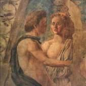 Piero della Francesca - La mort d'Adam. Bildmaterial: www.reproarte.com