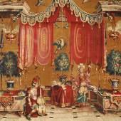 Kollektion der Tapisserien findet man in den Schlosssammlungen eine bemerkenswerte Menge historischen Mobiliars aus der Zeit der Renaissance. (c) zamek-namest.cz