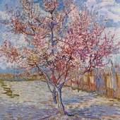 """Gogh Vincent, Willem van Souvenir de Mauve Impressionismus Das Gemälde """"Souvenir de Mauve"""" von Vincent Willem van Gogh als hochwertige, handgemalte Ölgemälde-Replikation. Quelle: www.oel-bild.de"""