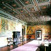 III. Renaissance-Zimmer des Schlosses Český Krumlov (c) castle.ckrumlov.cz