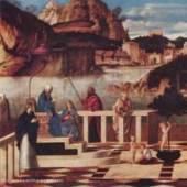 Bellini Giovanni; Alte Meister, Christliche Allegorie, um 1490 Quelle: www.oel-bild.de