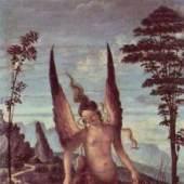 Bellini Giovanni; Alte Meister, Die Tugend Quelle: www.oel-bild.de