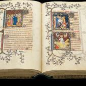 Petites Heures – Das Stundenbuch des Herzogs von Berry, www.faksimile.de