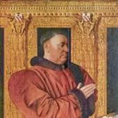 Fouquet Jean, Porträt des Guillaume Juvénal des Ursins, Musée du Louvre