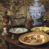 The Longridge Collection is one of the most prominent and distinguished collections of British and Northern European decorative arts. Photo: Christie's Images Ltd 2010. Bildmaterial: www.christies.com