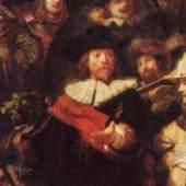 Rembrandts Nachtwache Quelle: www.oel-bild.de