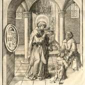 <p>Engraver: Hans Burgkmair the elder (1473-1559) Contemporain of Dürer. Bildmarterial: www.oldmasterprint.com</p>