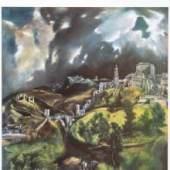 El Greco Blick auf Toledo, Metropolitan Museum of Art, New York El Greco Blick auf Toledo, Metropolitan Museum of Art, New York