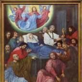 Hugo van der Goes (* etwa 1435/1440 vermutlich in Gent; † 1482 in Oudergem bei Brüssel) war ein flämischer Maler und Hauptmeister der altniederländischen Malerei in der 2. Hälfte des 15. Jahrhunderts. Bildmaterial: