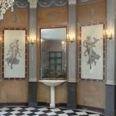 Salle à manger du château de Malmaison Charles Percier (1764-1838), Pierre-François-Léonard Fontaine (1762-1853), Louis Lafitte (1770-1828)