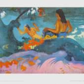 Gauguin Paul 1848 - 1903 Fatata Te Miti National Gallery of Art, Wachington, D.C. © reisserbilder.at