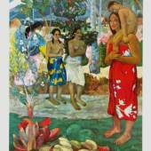 Gauguin Paul 1848 - 1903   Ave Maria Metropolitan Museum of Art, New York  ©  reisserbilder.at