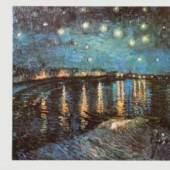 Sterne über der Rhone, 1888 Drucktechnik: Offset-Druck Wien KUNSTVERLAG REISSER Kunstdrucke, Bilder, Poster-Shop