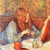 Henri de Toulouse-Lautrec Moulin Rouge Werke