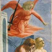 Masaccio Expulsion of Adam and Eve, 1424–1428. Bildmaterial: www.davidscottwritings.com