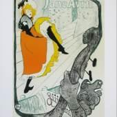 Toulouse Lautrec Plakatkunst