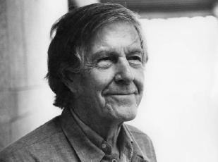 """John Cage in der Neuen Pinakothek zur Eröffnung der Ausstellung """"Kunst als Grenzbeschreitung. John - john-cage-in-der-neu-pinakothek"""