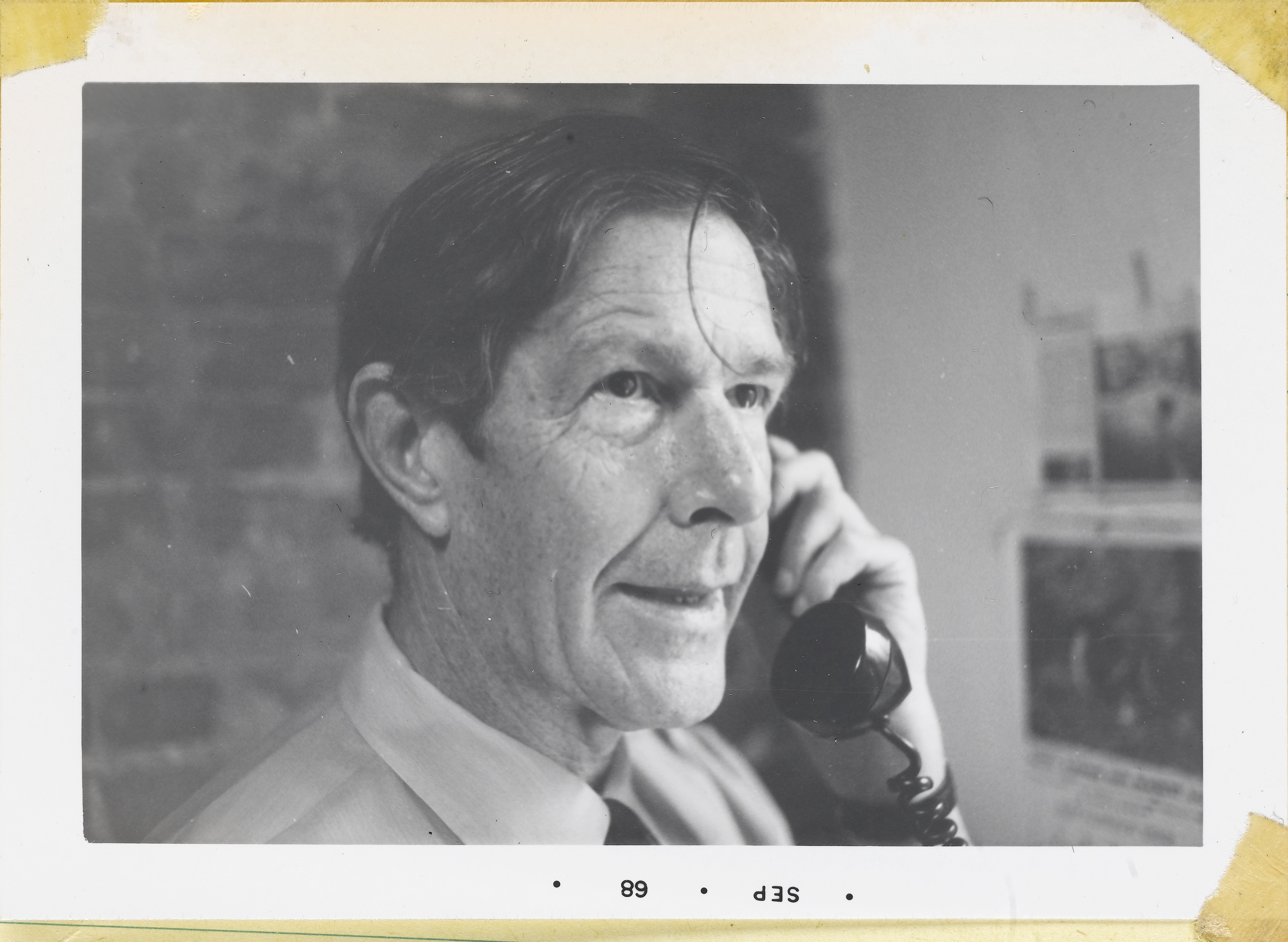 John Cage / Lois Long, Mud Book (Einzelseite), 1983, 12, - john_cage_foto_d_higgins