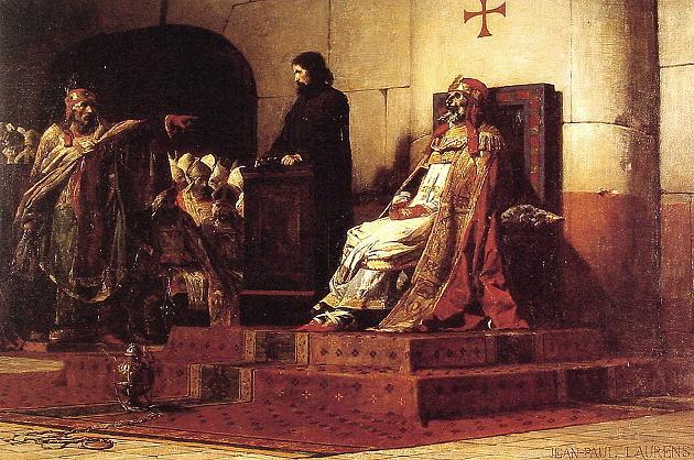 Mittelalter Truhe Schrank Leben Italien Frankreich