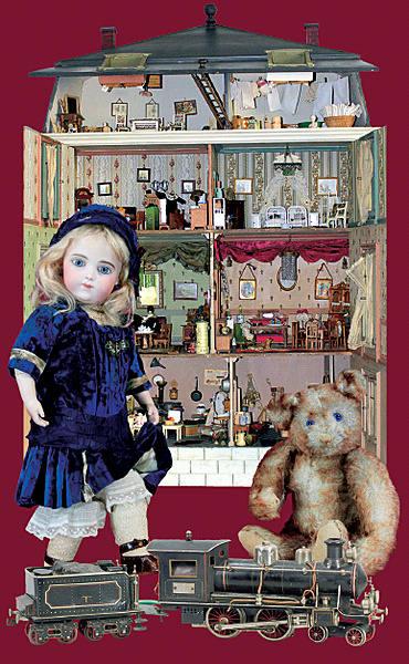 Spielzeugauktion Ladenburg